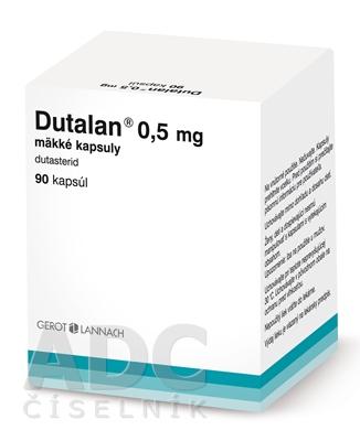 Dutalan 0,5 mg mäkké kapsuly