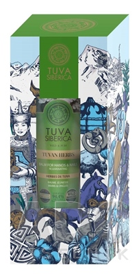 TUVA SIBERICA HERBS BALM For Hands And Nails