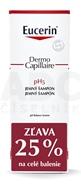 Eucerin DermoCapillaire pH5 Jemný Šampón