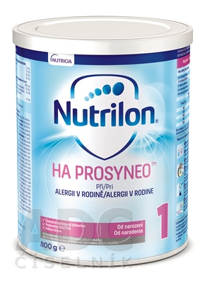 Nutrilon 1 HA PROSYNEO