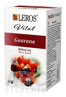 LEROS VITAL Guarana