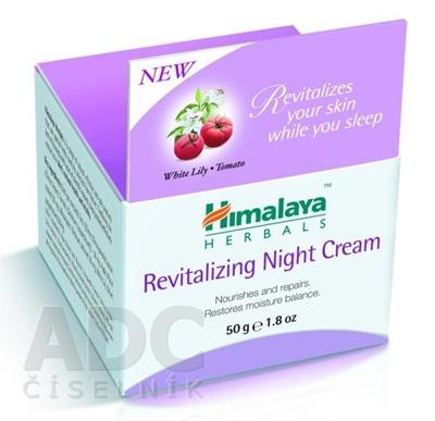 Himalaya Revitalizačný nočný krém
