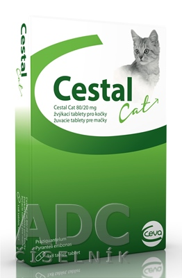 CESTAL CAT 80 mg/20 mg