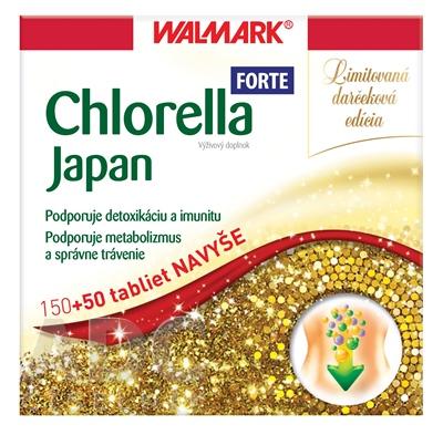 WALMARK Chlorella Japonská