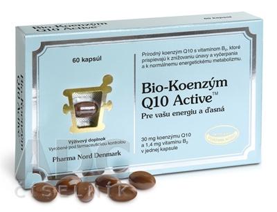 Bio-Koenzým Q10 Active