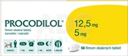 Procodilol 12,5 mg/5 mg