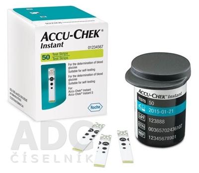 ACCU-CHEK Instant 50