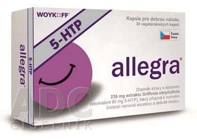 allegra 5-HTP