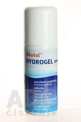 Akutol HYDROGEL spray