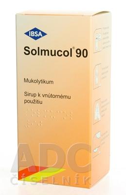 Solmucol 90 ml