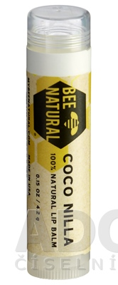 BEE NATURAL balzam na pery Kokos a Vanilka