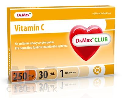 Dr.Max Vitamín C 250 mg