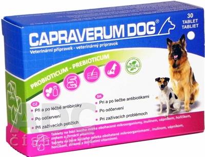 CAPRAVERUM DOG probioticum-prebioticum