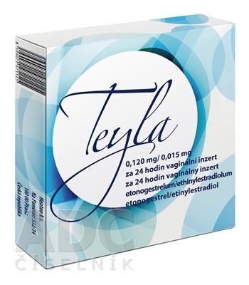 Teyla 0,120 mg/0,015 mg za 24 hodín