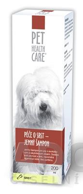 PET HEALTH CARE Starostlivosť o srsť