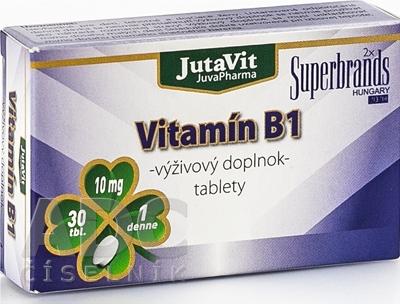 JutaVit Vitamín B1