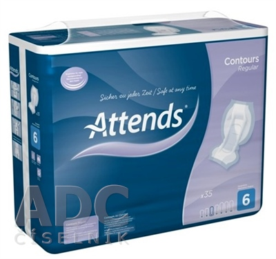 ATTENDS Contours Regular 6