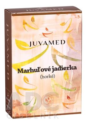 JUVAMED Marhuľové jadierka (horké)