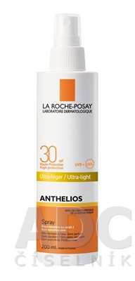 LA ROCHE-POSAY ANTHELIOS SPF 30 IP30