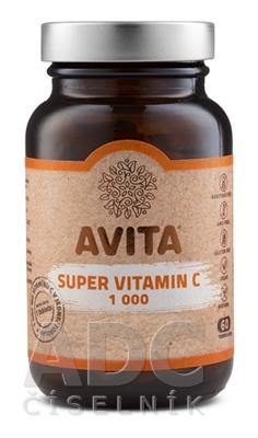 AVITA SUPER VITAMIN C 1000 mg