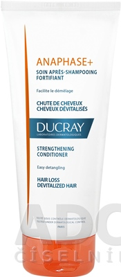 DUCRAY ANAPHASE+ SOIN APRÈS SHAMPOOING FORTIFIANT