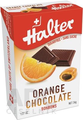 Halter BONBONS Pomaranč s čokoládou