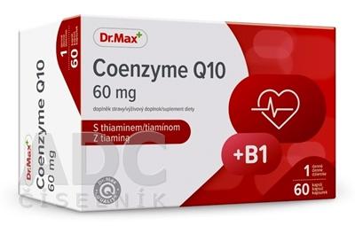 Dr.Max Coenzyme Q10 s tiamínom