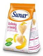 Sunar Sušienky s banánmi