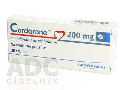 Cordarone 200 mg
