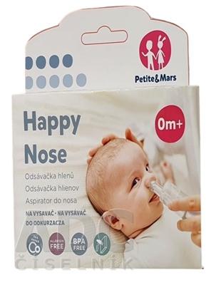 Happy Nose Odsávačka hlienov