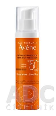 AVENE FLUIDE TEINTÉ SPF50+ (TRÈS HAUTE PROTECTION)