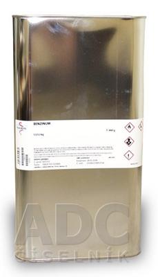 Benzinum so spotrebnou daňou - FAGRON
