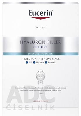 Eucerin HYALURON-FILLER Intenzívna maska Anti-Age