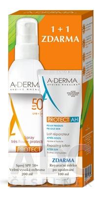 A-DERMA PROTECT SPRAY SPF50+ (1+1 zadarmo)