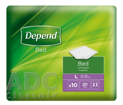 DEPEND Bed LARGE 60x90 cm