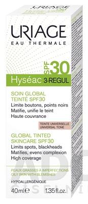 URIAGE HYSEAC 3-REGUL SPF30 UNI
