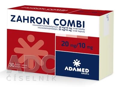 ZAHRON COMBI 20 mg/10 mg