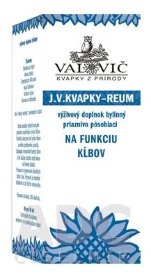 J.V. KVAPKY - REUM