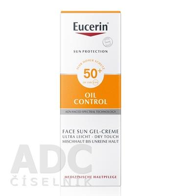 Eucerin SUN OIL CONTROL SPF 50+