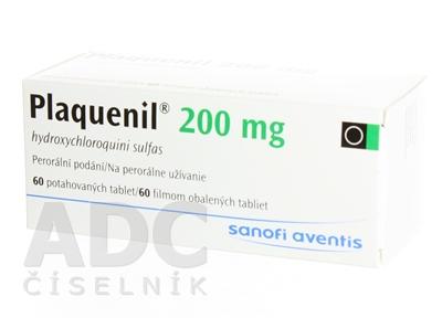 Plaquenil 200 mg