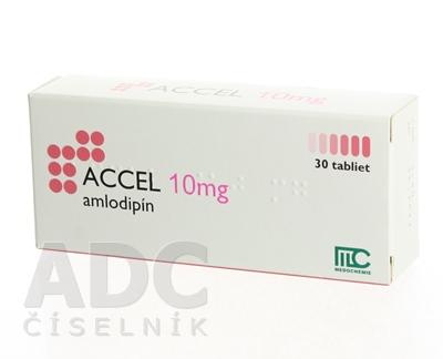 ACCEL 10 mg