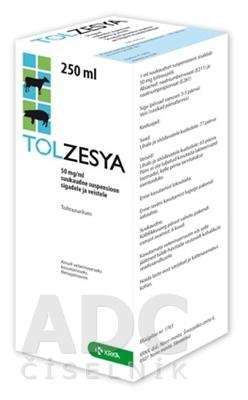 Tolzesya 50 mg/ml