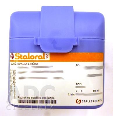 Staloral 300 - Breza (615)