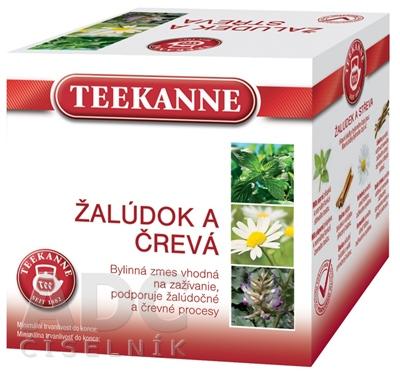 TEEKANNE ŽALÚDOK A ČREVÁ - Dr.Max