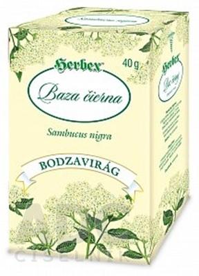 HERBEX BAZA čierna (kvet)