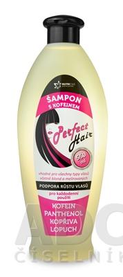 NUTRICIUS Perfect HAIR kofeínový šampón