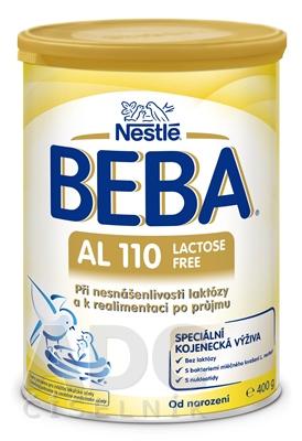BEBA AL 110 Lactose Free