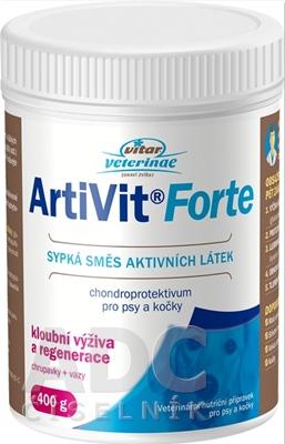 VITAR Veterinae Artivit Forte
