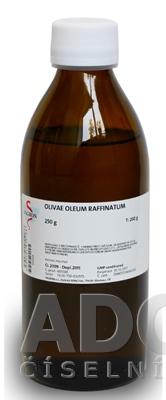 Olivae oleum raffinatum - FAGRON