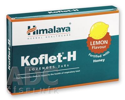 Himalaya Koflet-H Lemon